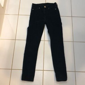 Urban outfitters high waisted corduroy pants